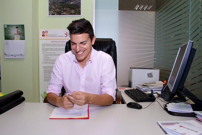 Sergio Agueitos Concejal Regidor Urbanismo Urbanisme Medi Ambient Medio Ambiente