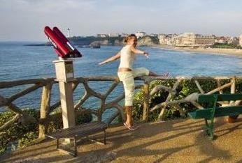 Barandilla Biarritz