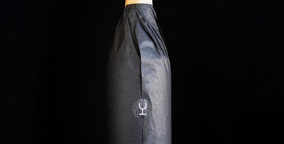 Envoltorio en papel negro