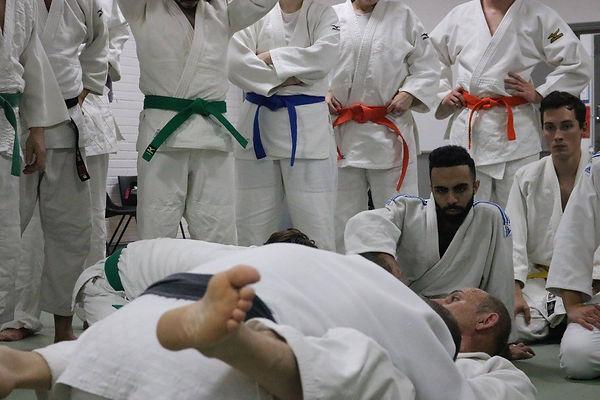 Teaching Sobell Judo Club London.jpg