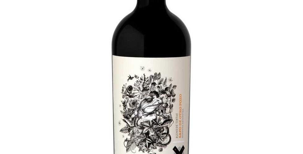 Sapo de Otro Pozo Blend de Tintas 2016 (3 Botellas)