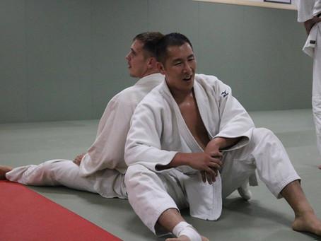 Return to judo dates