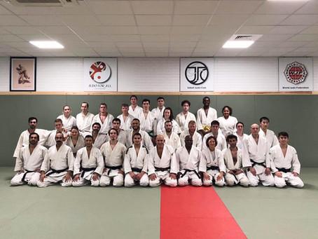Return to Judo Update #3