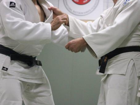 Return to judo update