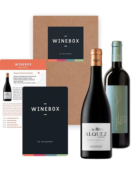 Winebox Octubre by lavinoteca