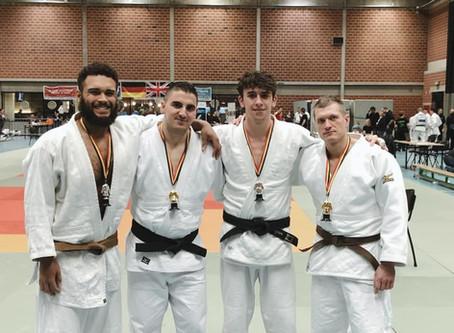 2019 Bilzen Judo Open Medals!