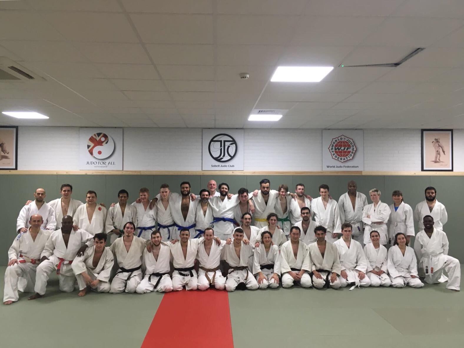 Judo Classes   Sobell Judo Club   London N7 7NY