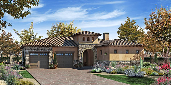 Trevi Hills new home Plan 4