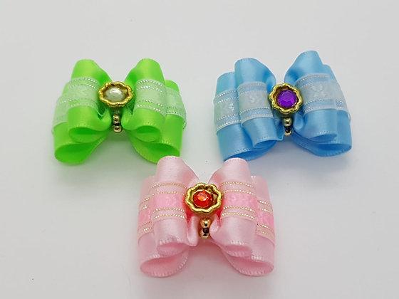 Royal Gem Soft Top Knot Elastic
