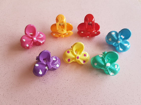 Bow Claw Clips