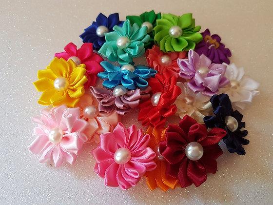 Soft Flower Elastics