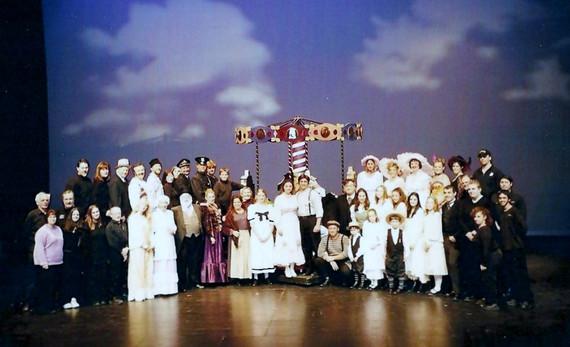 2004 - Carousel
