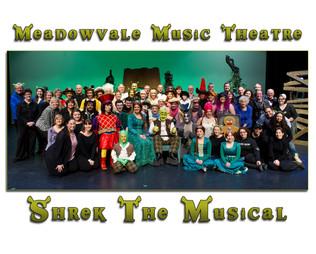2016 - Shrek the Musical