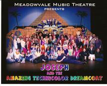 2008 - Joseph and the Amazing Technicolor Dreamcoat