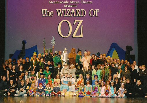 2007 - the Wizard of Oz