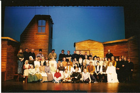 2001 - Fiddler on the Roof