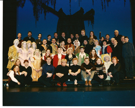 2003 - Into the Woods