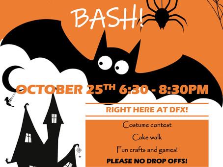 Halloween Party!!!