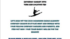 ODA Company Kick Off Party