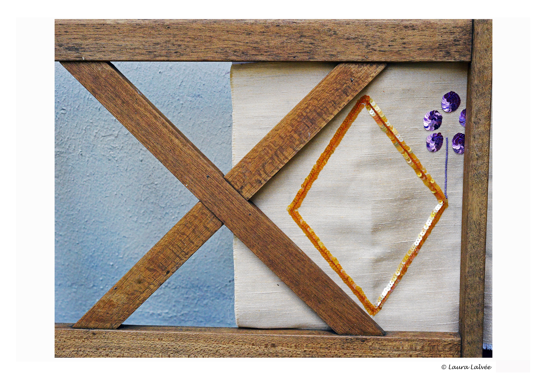 Triangle et Fleur