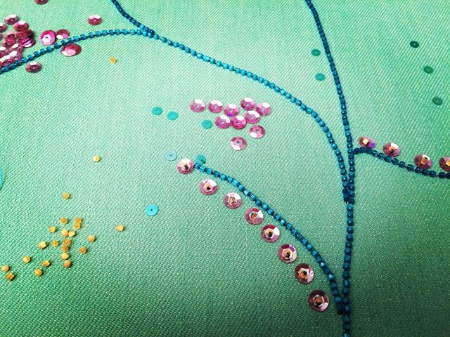 #broderie #embroideryart #embroidery #em