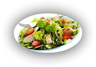 Salades verte mélée de salades tomates  pizza burger Evreux 27 Pont l'évêque 14 pb, pizza, burger, restauration rapide, rapide, basse normandie, haute normandie, normandie