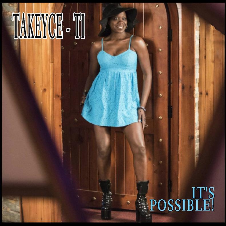 takeyce, ti singer, artist, musician, reggae, funk, soul, jazz, pop