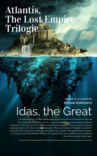 Idas, The Eleventh King of Atlantis