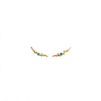 Boucles d'oreilles  MURMURE 023