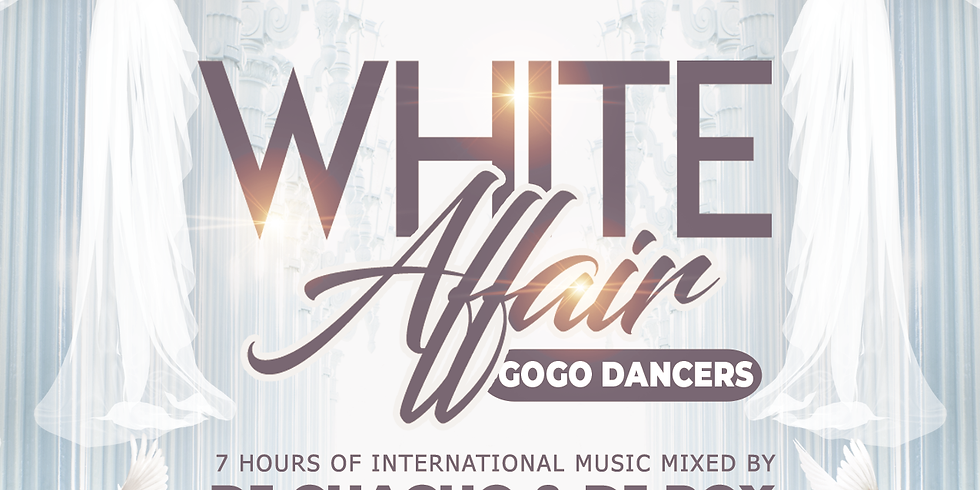 THE WHITE AFFAIR GOGO PARTY