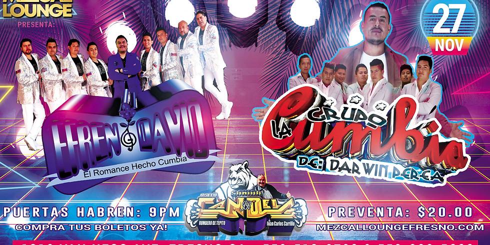 Efren & David + Grupo Cumbia de Darwin Perea