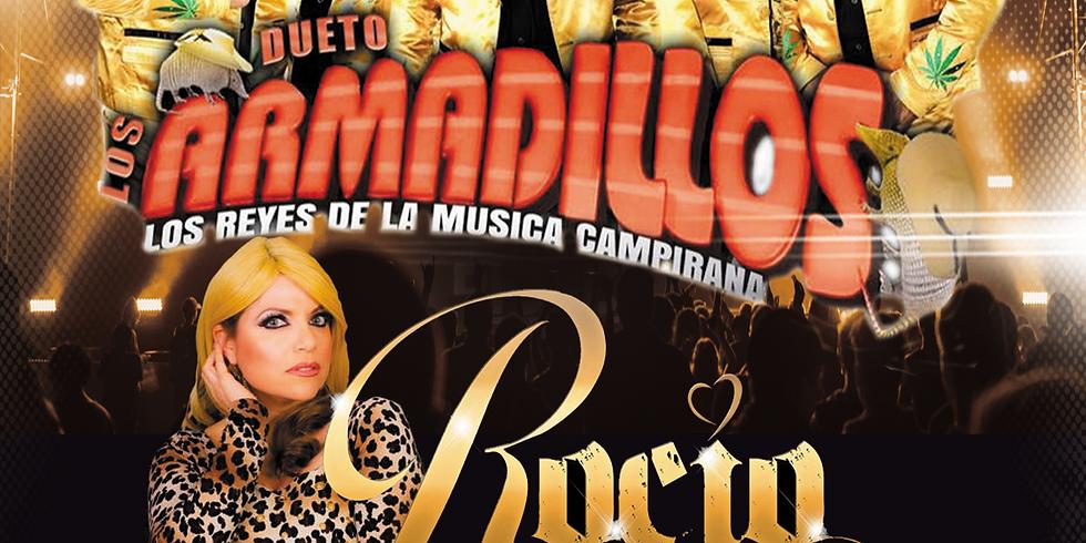 Dueto Los Armadillos + Rocio Y Su Sonora