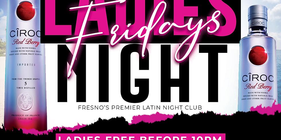 Ladies Night Fridays / 2 Dance Floors