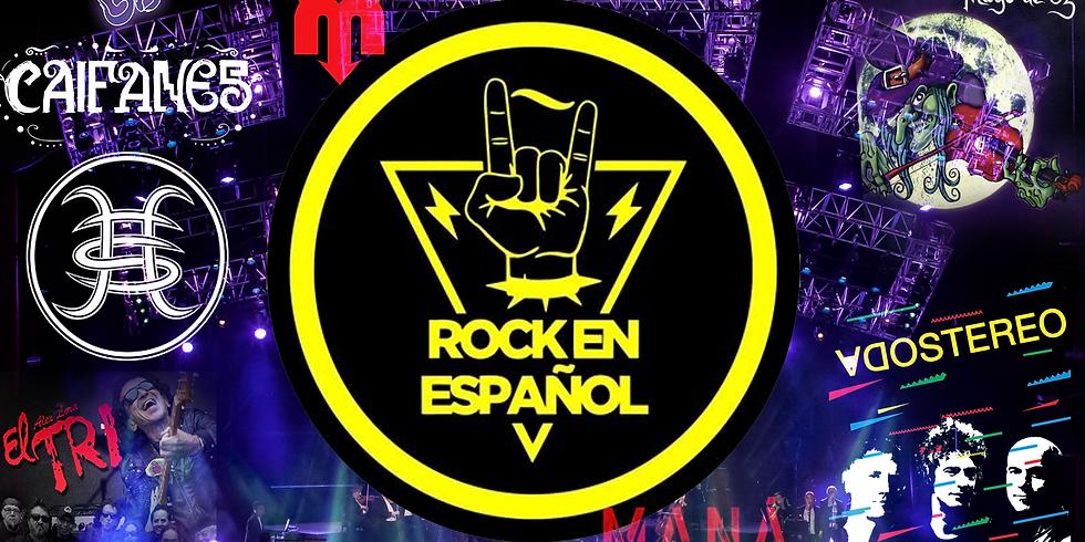 NOCHE DE ROCK EN ESPANOL