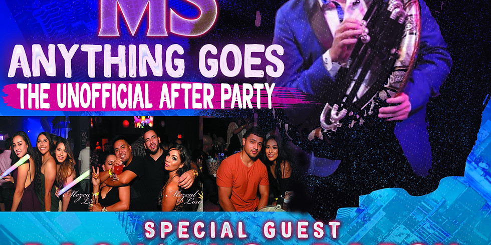 BANDA MS UnOfficial After Party
