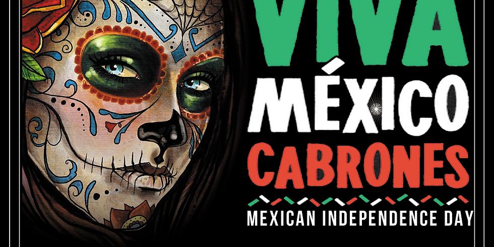 VIVA MEXICO CABRONES PARTY