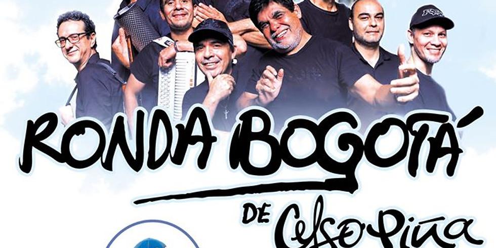 La Ronda Bogota de Celso Piña
