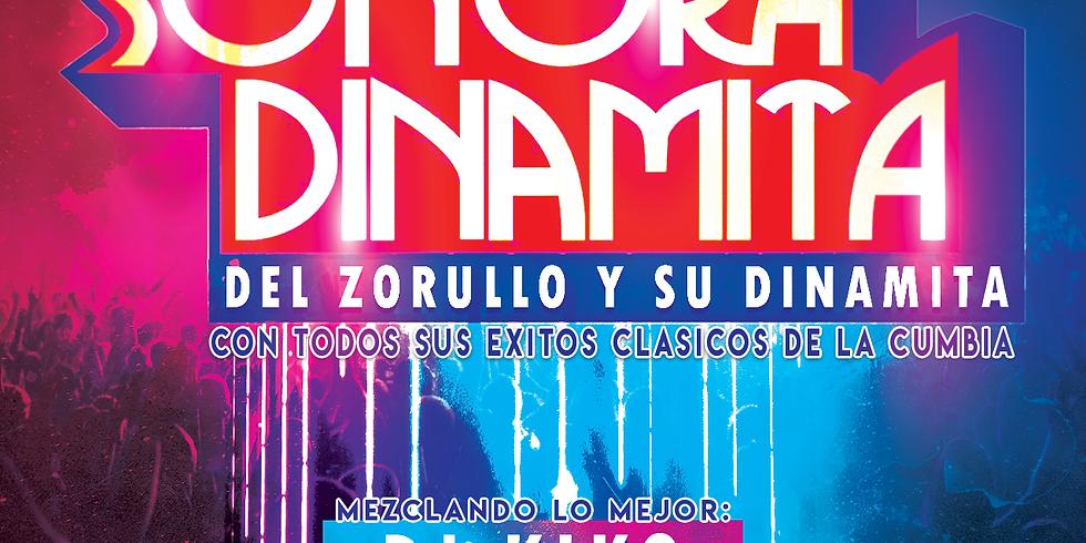 """SONORA DINAMITA """"DEL ZORULLO Y SU DINAMITA"""