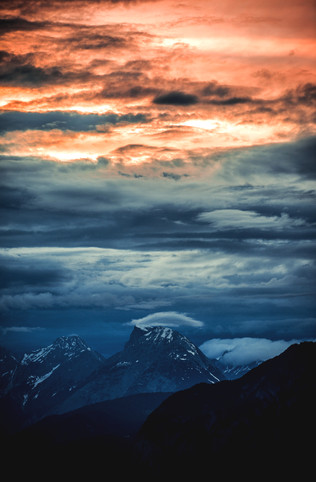 Fire In The Alps