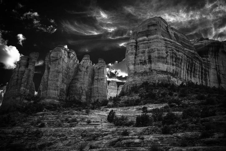 Ominous Landcapes