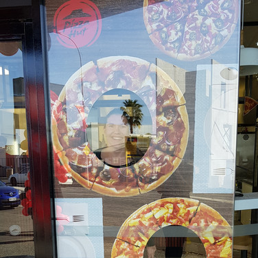 Brand Activation | Pizza Hut Bank Street