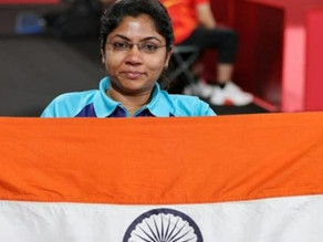 Silver secured, Aiming for Gold at Paralympics
