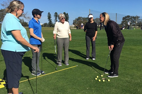 Women's Golf 101