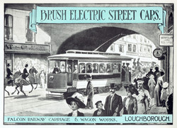 Cover - 1912 Catalog of BRUSH Electric S