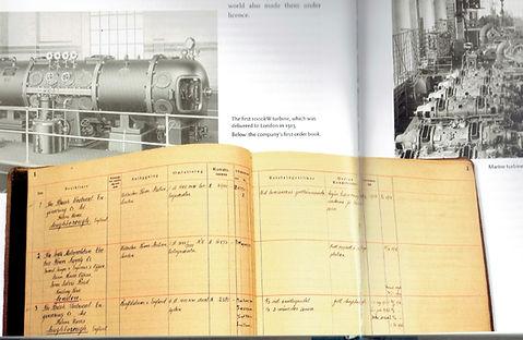 Finspang - Ljungstrom first Order book_0