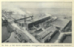 1930 Brush factory overhead view