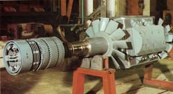 4MW 4pole rotor