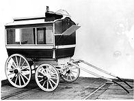 1885 Hughes - horse drawn carraige