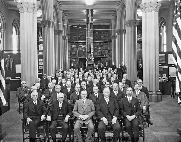1927 Smithsonian Conference