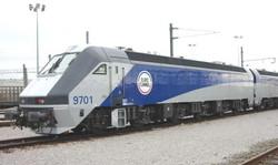 Channel Train shuttle-loco